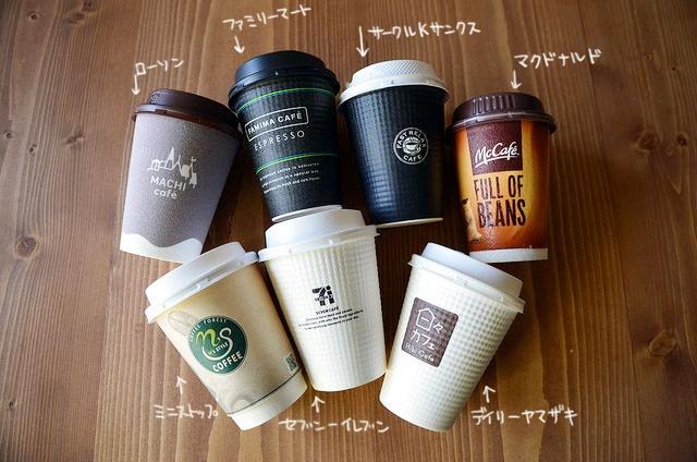 コンビニコーヒーの人気の秘密とは?【コーヒーの新常識】