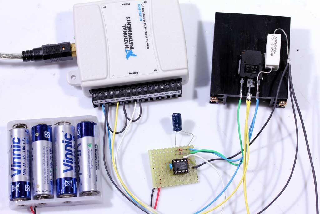 batterytest