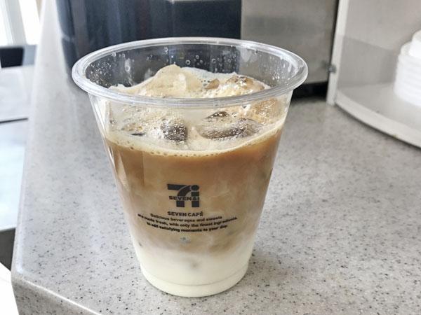 アイス カフェラテ セブン セブンイレブンのコーヒー豆を徹底調査!その他のコンビニで買えるコーヒー豆も紹介